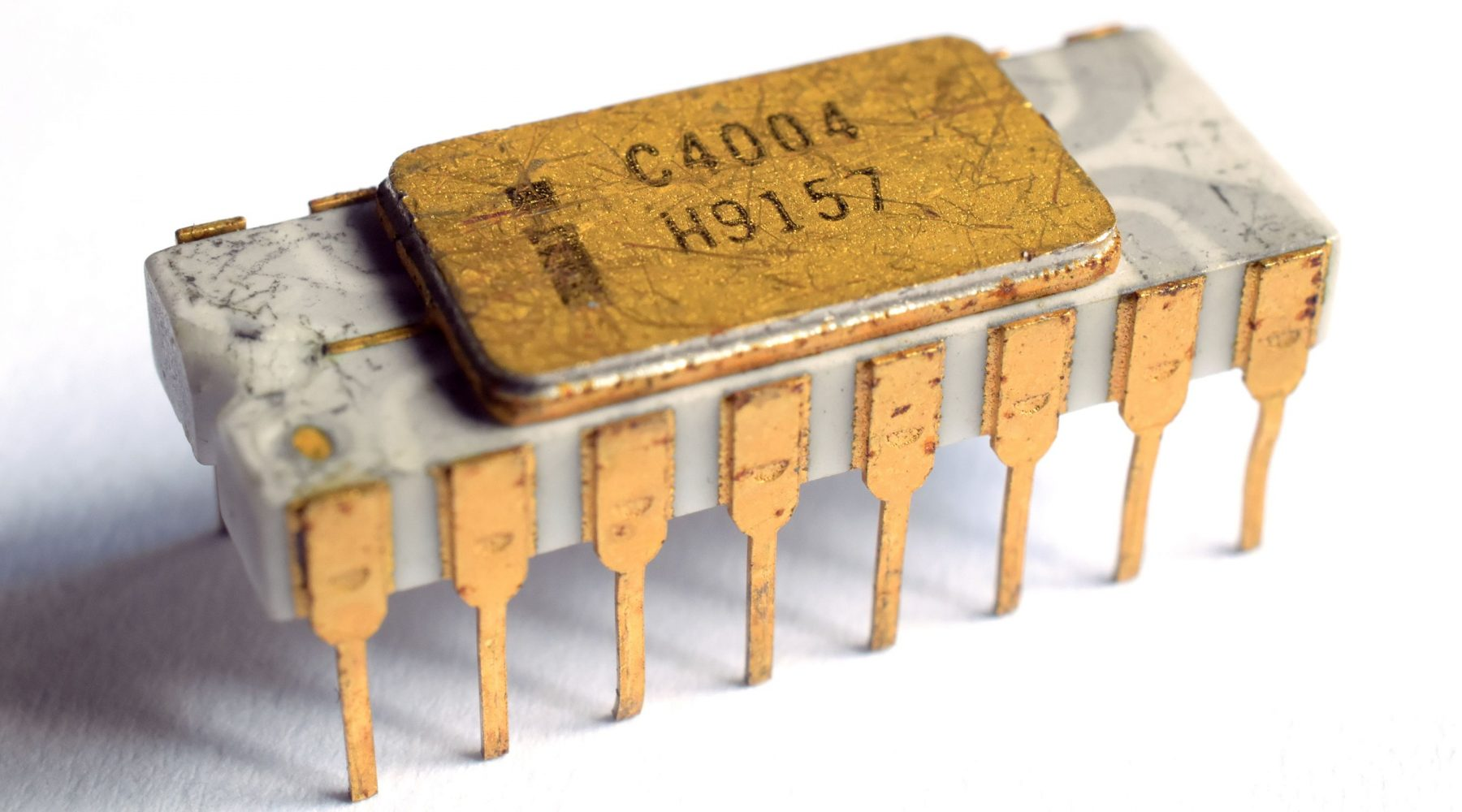 Celebrating the Microprocessors 50th Birthday